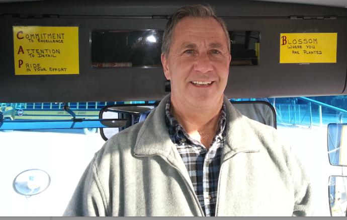 LCS Bus Driver William